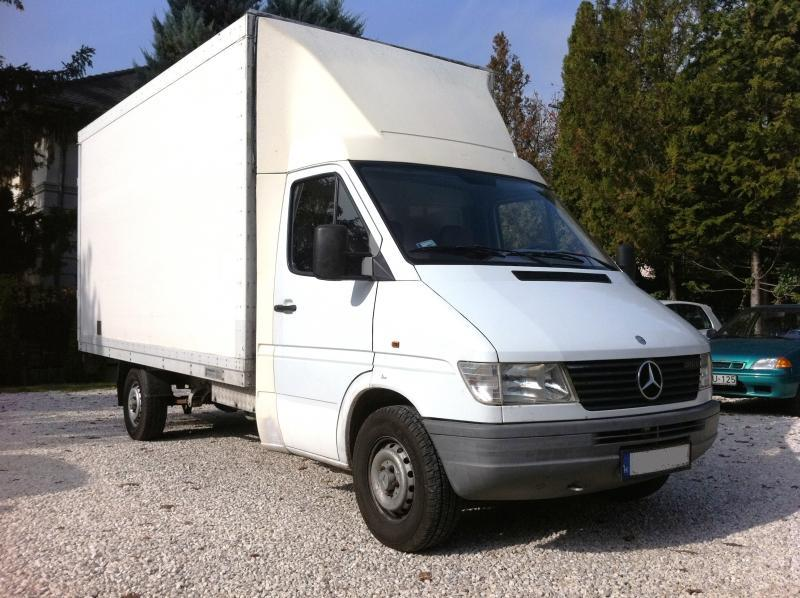 mercedes benz sprinter berbeado