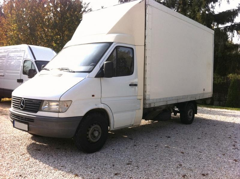 mercedes benz sprinter berbeado 1